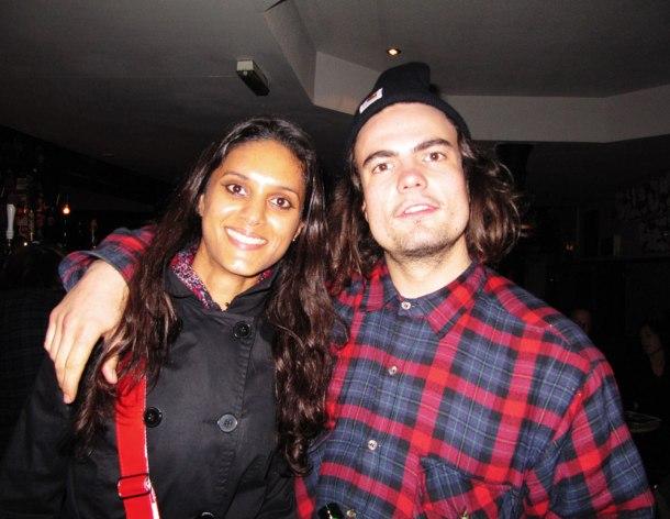 Dutch Girl & Rocco