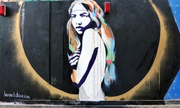 Hannah Adamaszek on Grimsby Street