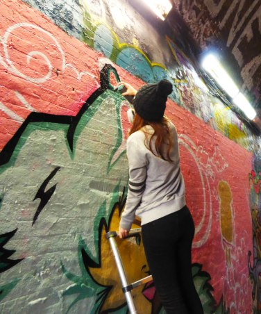 Leake Street_Artista