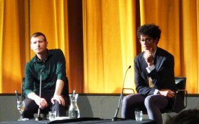 Richard Ayoade's The Double: Film Review and Q&A Excerpts from the BFI Preview Screening