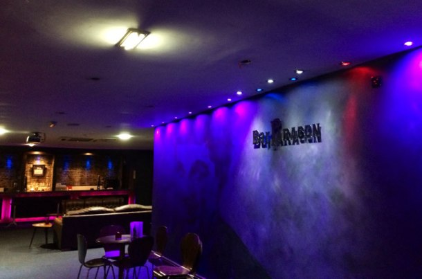 Bar Paragon