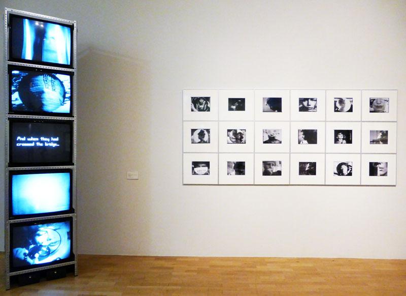 Silent Movie: video installation