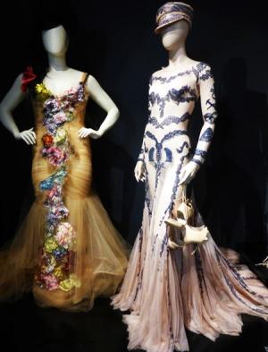 Jean Paul Gaultier exhibition fashion Barbican