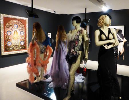 Pop diva dresses