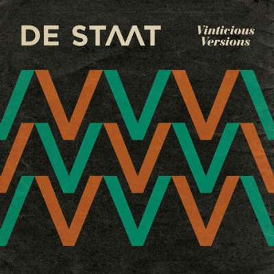 Vinticious Versions EP cover