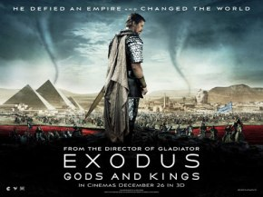 Film Review: Exodus: Gods and Films