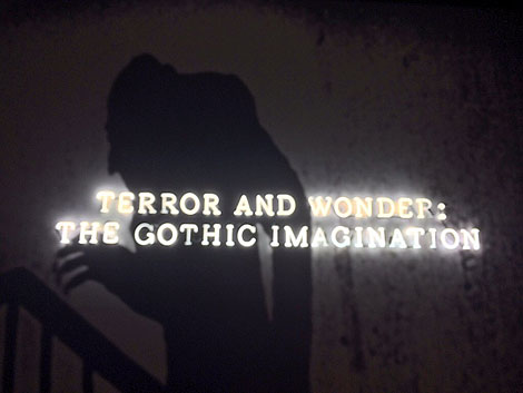 Terror and Wonder: the Gothic exhibition at the British Library