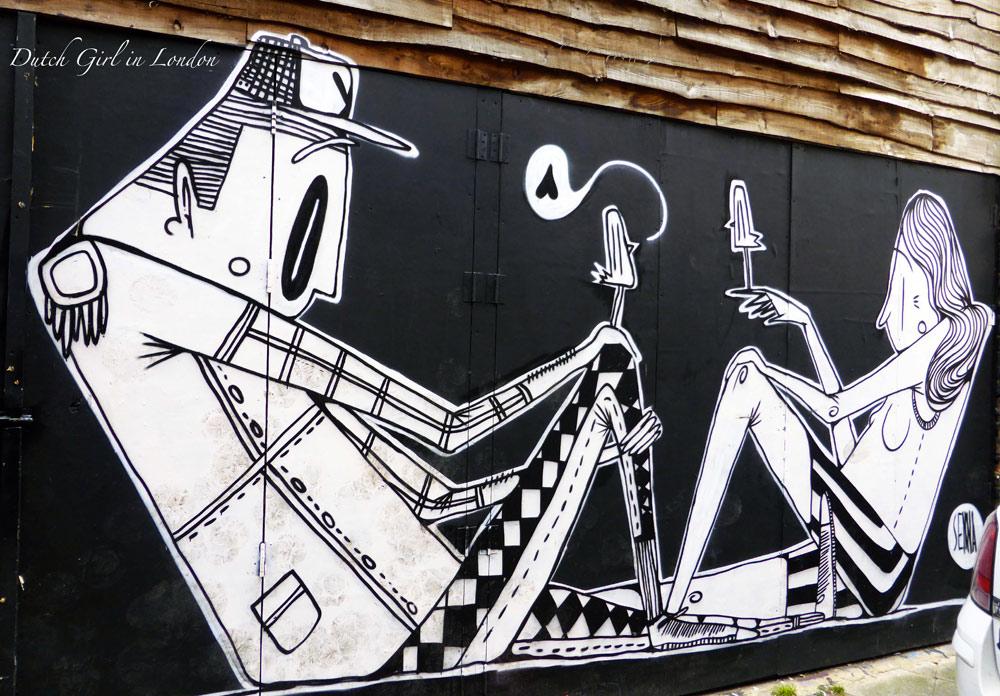 Alex Senna Brazilian street artist