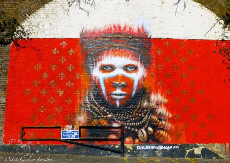 Dale Grimshaw street art