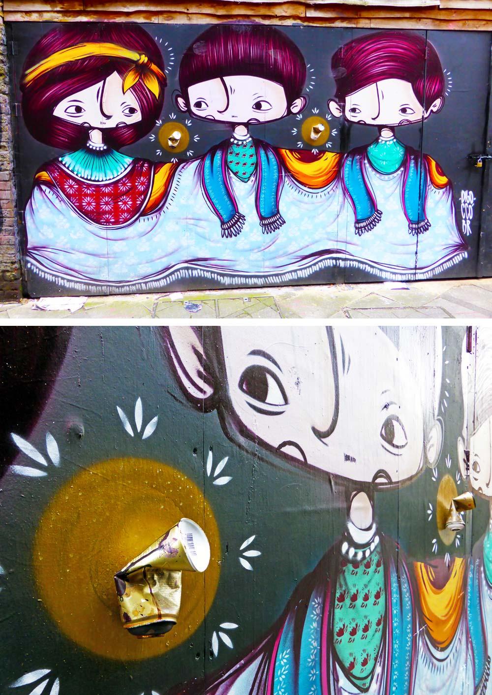 Digo Cardoso street artist