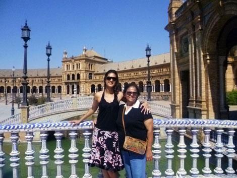 Zarina-mother-Sevilla