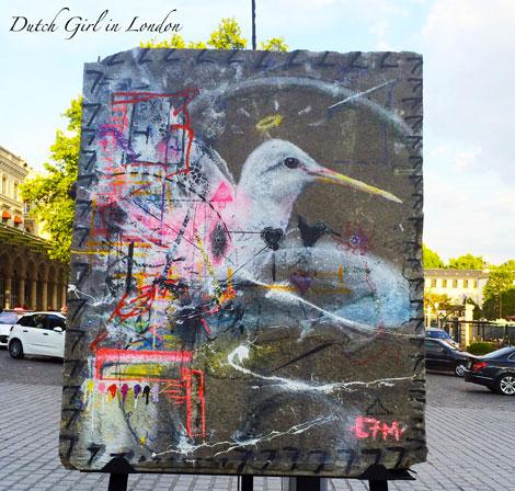 Art Liberte Paris Gare de l'Est L7m