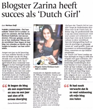 Brabants Dagblad 15-04-2015