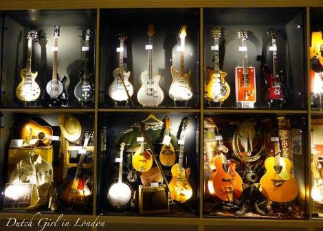Guitar-museum umea