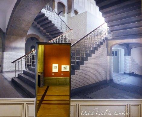 M.C.-Escher-trappenhuis-staircase