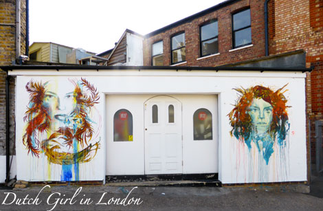 carne griffiths walthamstow E17 street art wood street walls