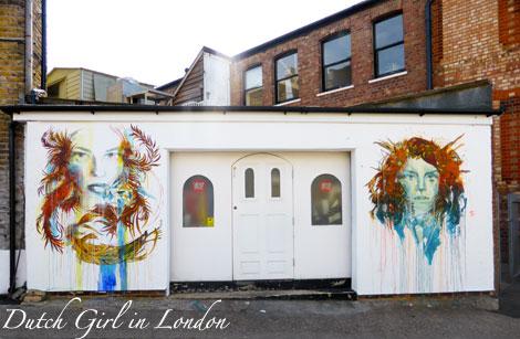 carne griffiths walthamstow E17 street art wood street walls