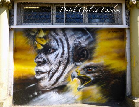 dale grimshaw walthamstow E17 street art wood street walls