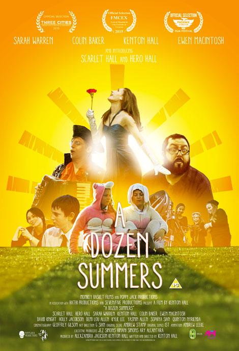 A-Dozen-Summers-film-poster