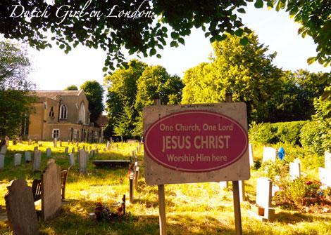 graveyard walthamstow