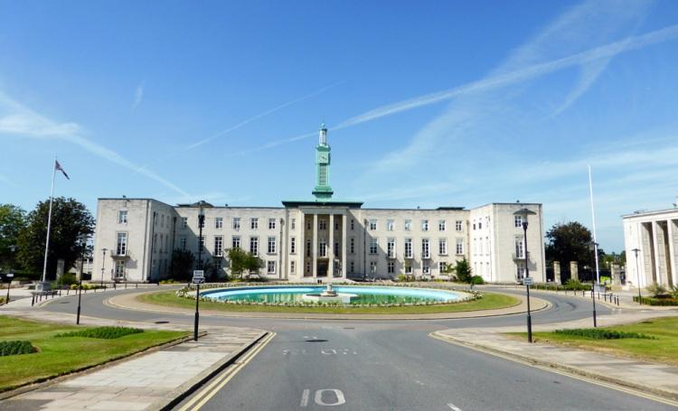 Town Hall Walthamstow