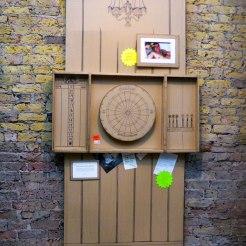 Dartboard in 'A Proper East End Pub'