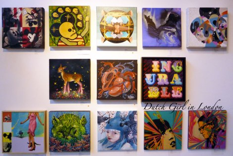LAX/LHR Stolenspace Gallery London