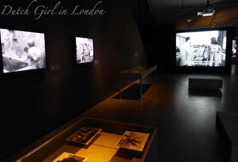 Michelangelo Antonioni exhibition at EYE film museum cinema Amsterdam