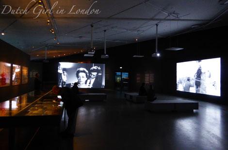 Michelangelo Antonioni at EYE film exhibition Amsterdam Italian cinema
