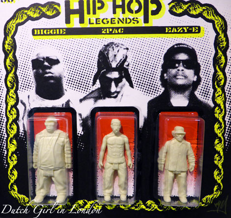 Hip Hop Legends by Ryan Callanan
