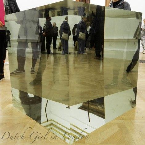 box-crystal cube-Ai-Weiwei-Royal-Academy-London