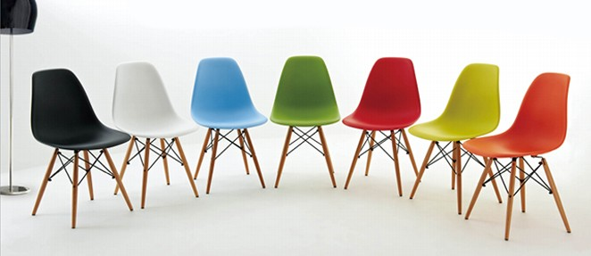 Eames chairs reproduction by Lakeland Furniture