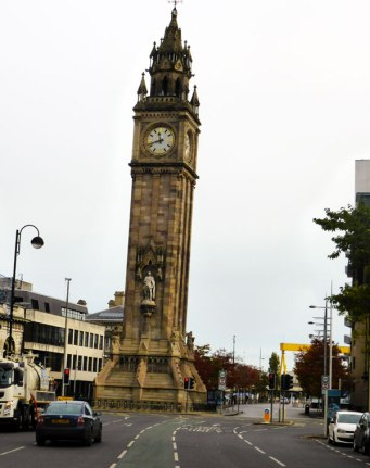 Leaning Tower of Belfast
