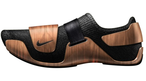 Nike shoe inspired by Eames