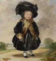 'Princess Victoria Aged Four'