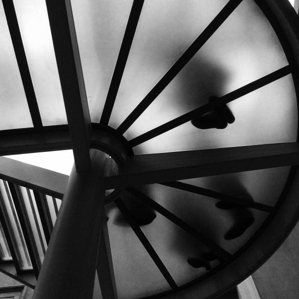 Royal Academy of Arts London staircase