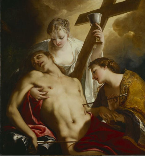 saint-sebastian-Antonio-Bellucci