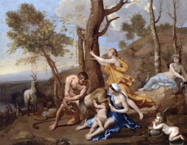 'The Nurture of Jupiter'