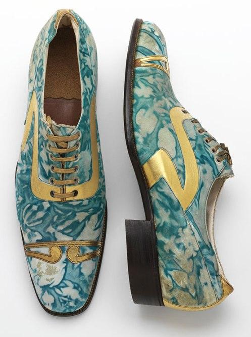 Coxton Shoe Co. Ltd men's shoes (England, c.1925)
