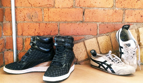 v&a-shoes-pain-and-pleasure-puma-onitsuka-tiger-sneakers