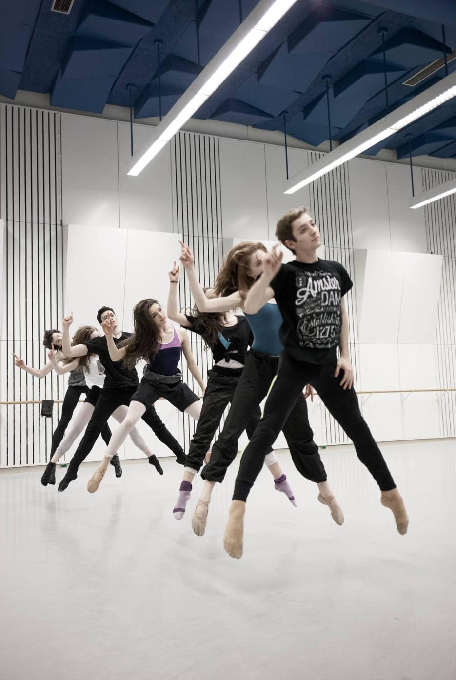 Rehearsals 'Fresas'