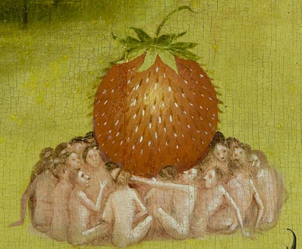 fresas-strawberry-detail-Jeroen-Bosch