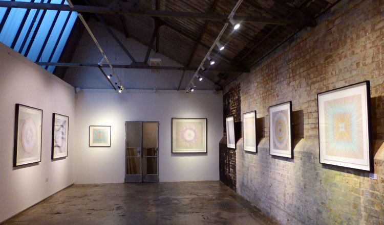 Kai and Sunny: Whirlwind of Time at StolenSpace Gallery