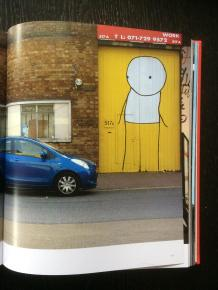 Stik street art book