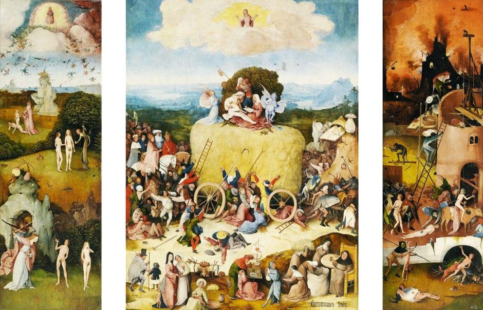 Haywain-Hieronymus-Bosch