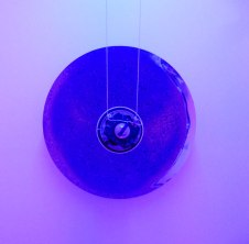Haroon Mirza and Anish Kapoor - 'Bit Bang Mirror'