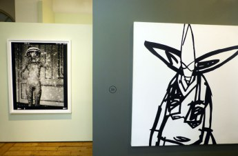 Charlotte Colbert (left) and Futura (right)