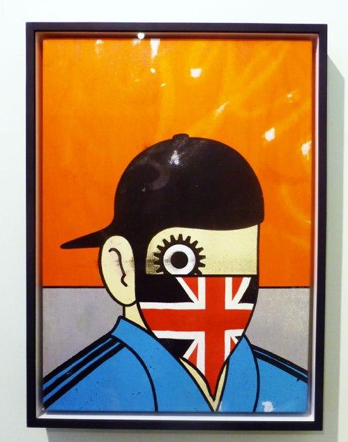 Paul Insect - 'Clockwork Britain'