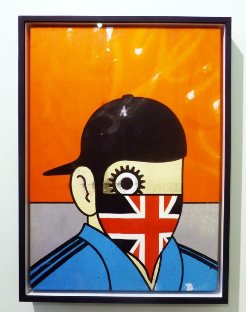 Paul Insect - 'Clockwork Britain'