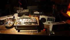 Ian Forsyth and Jane Pollard - 'Requiem for 114 radios'